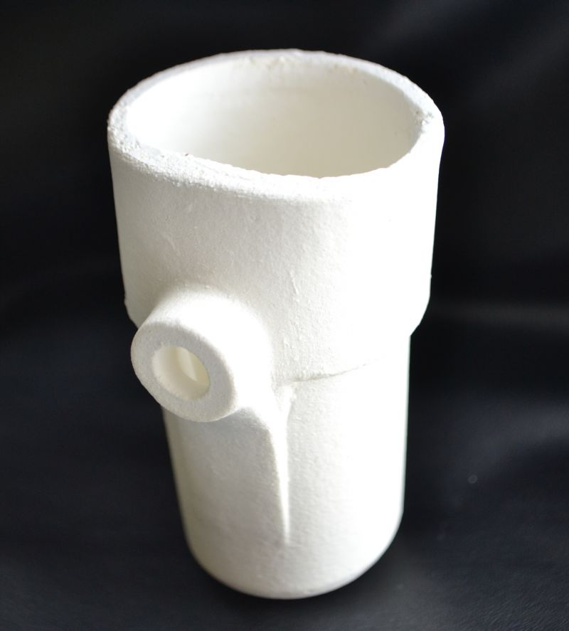 Керамические тигли для индукционных литейных установок