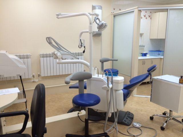 Продам действующую стоматологию на 2 кабинета в Симферополе