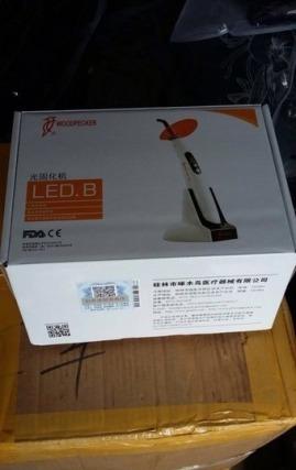 Новые полимеризационные лампы Led B Woodpecker