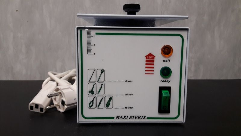 Гласперленовый стерилизатор Tau Steril (Италия)