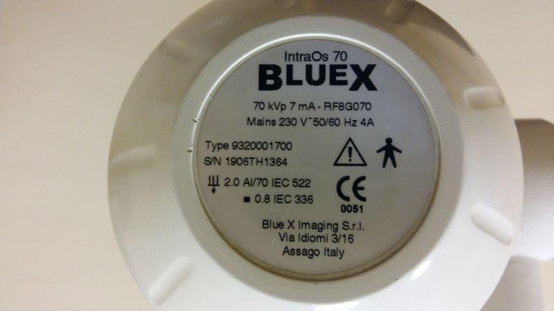 Дентальный рентген IntraOs 70 Bluex