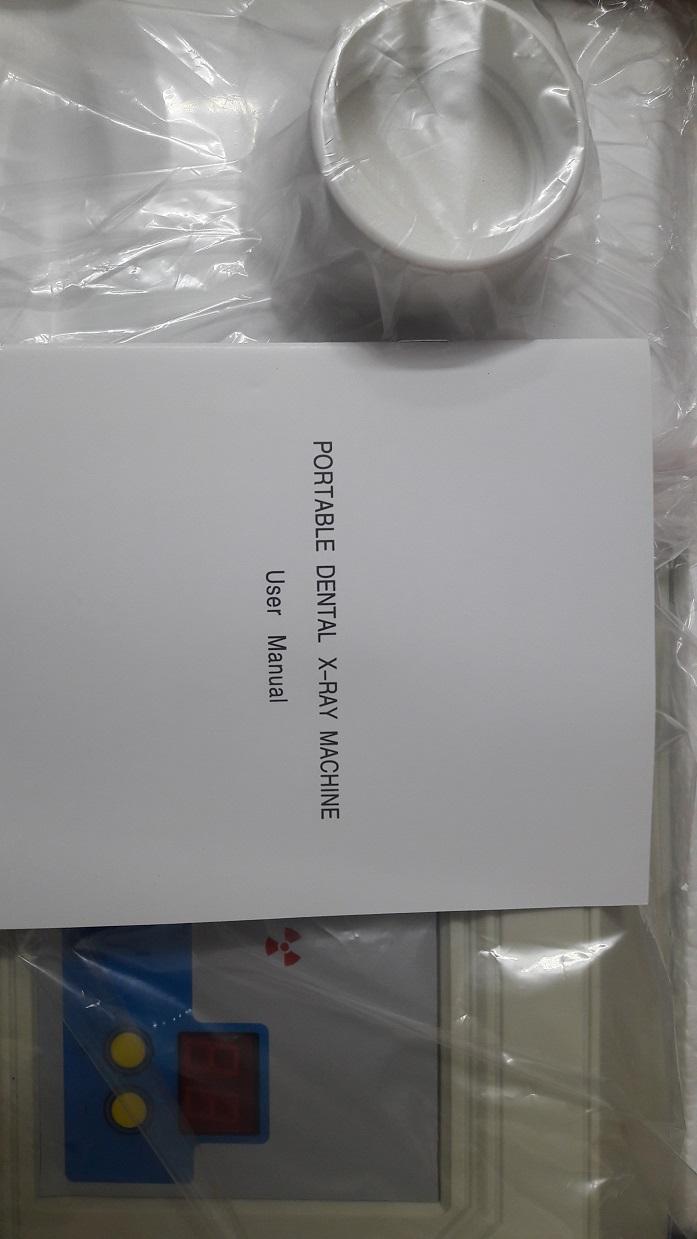 Продам портативный рентген+визиограф