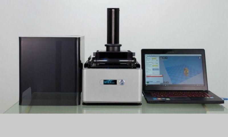 Продается 3D принтер SLA CTC Riverside