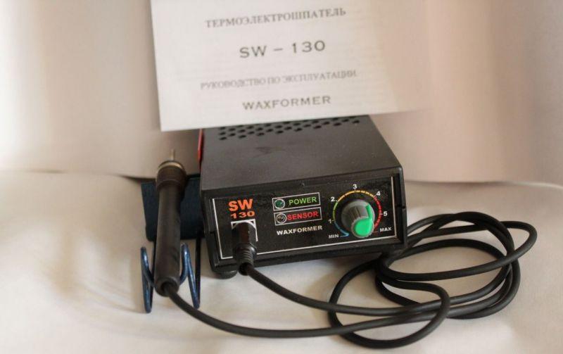 Продается термошпатель новый SW-130