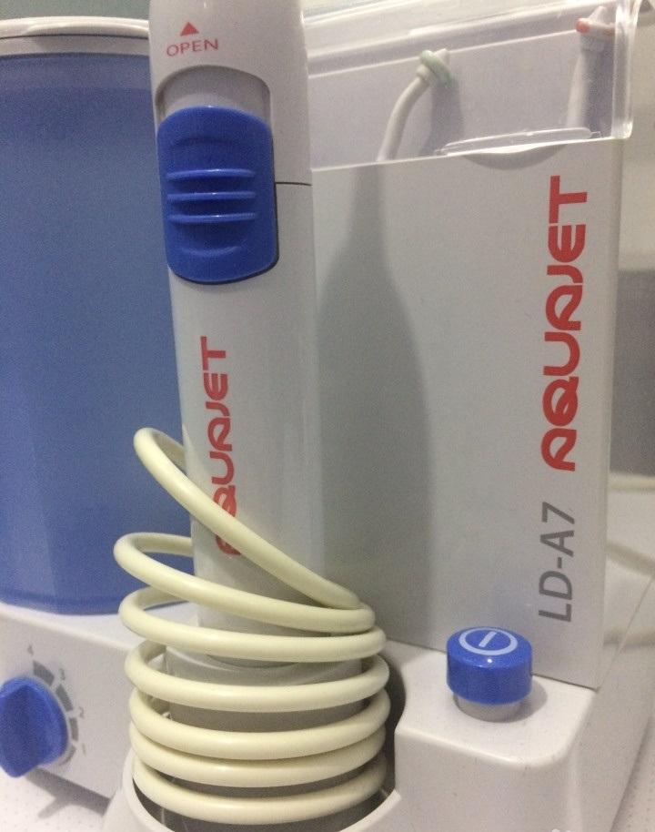 Продается ирригатор полости рта aquajet LD-A7