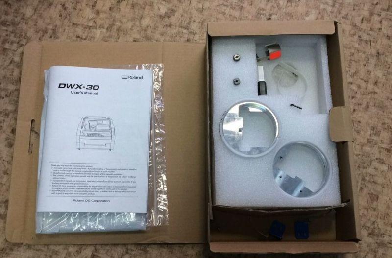 Продается зуботехнический фрезерный станок Roland DWX-30