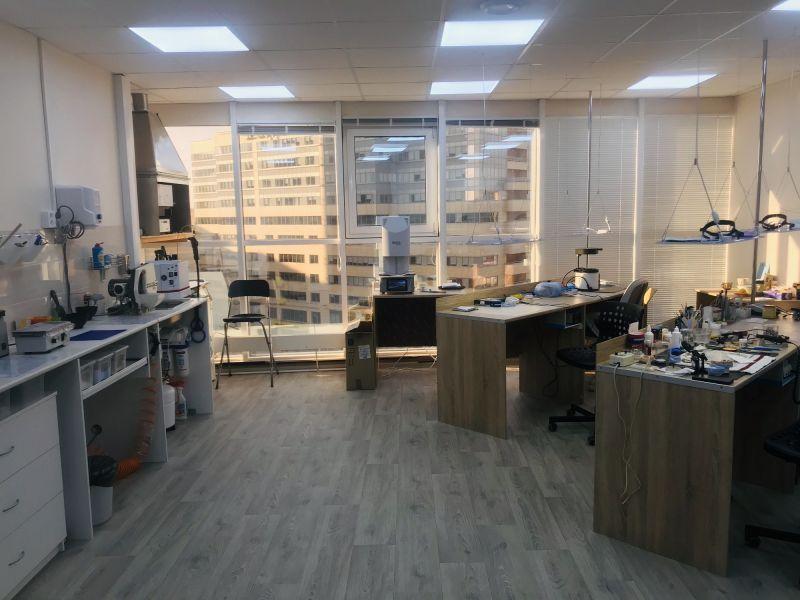 Сдается зуботехническая лаборатория метро Технопарк на условиях партнерства и как готовый бизнес