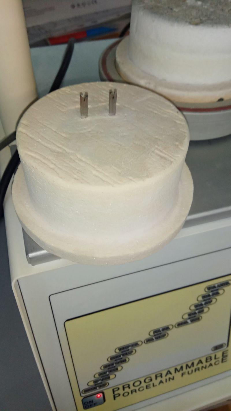 Печь для обжига керамики FOCUS 2007