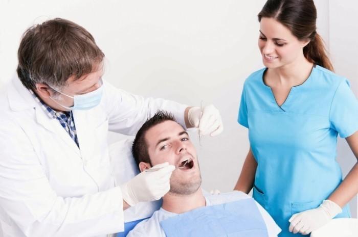 Новое исследование: вынужденные позы в стоматологии