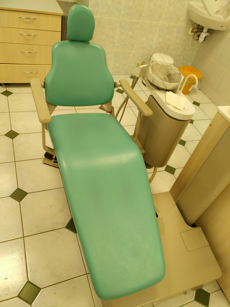 Стоматологические установки Premier 08 и  KAVO SYSTEMATICA