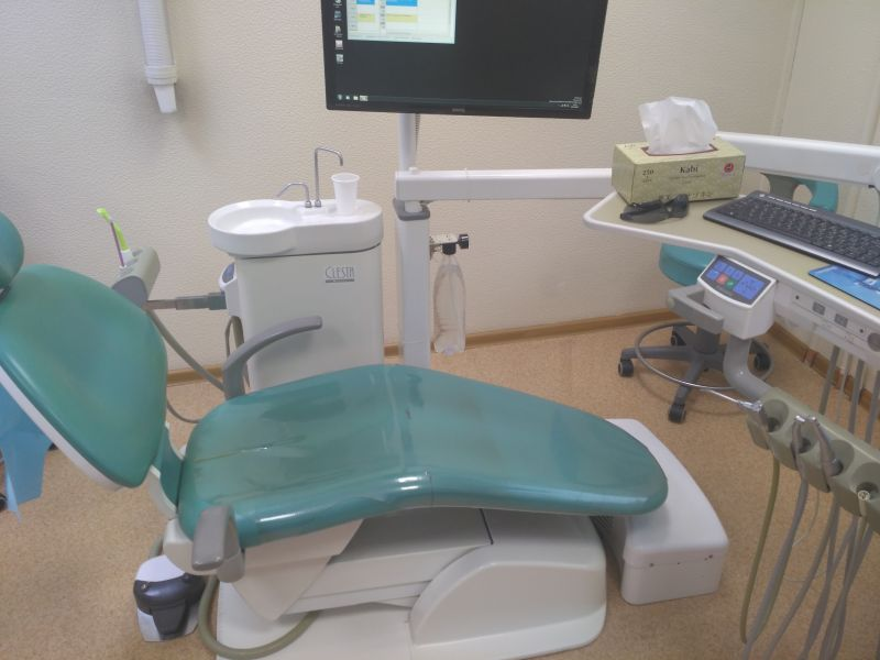 Стоматологическая установка Clesta