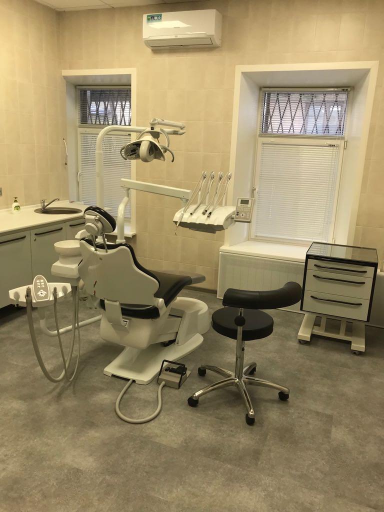 Аренда стоматологического кабинета (М. Полянка)