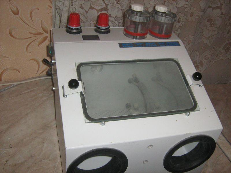 Продам пескоструйный аппарат MS. 2.00. OMEC Италия.