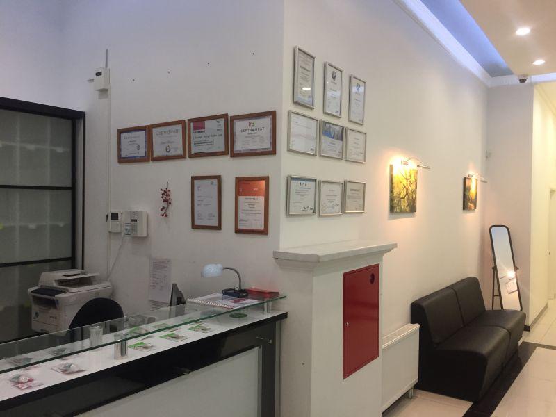 Стоматология 3 кресла с лицензией на Детство юзао
