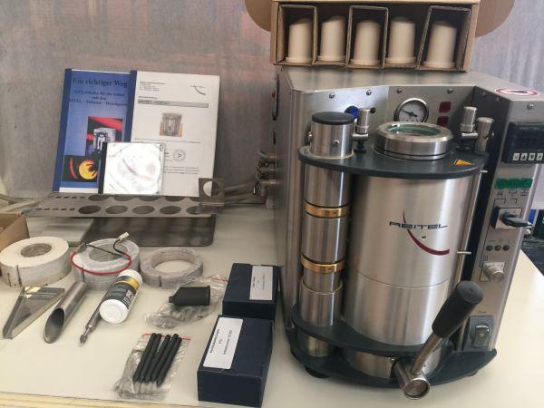 REITEL INDURET-COMPACT Вакуумная литейная установка