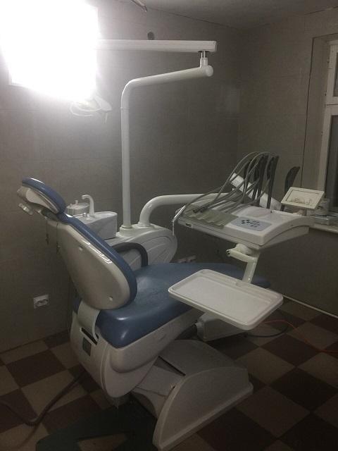 Стоматологическая установка (Китай) б/у