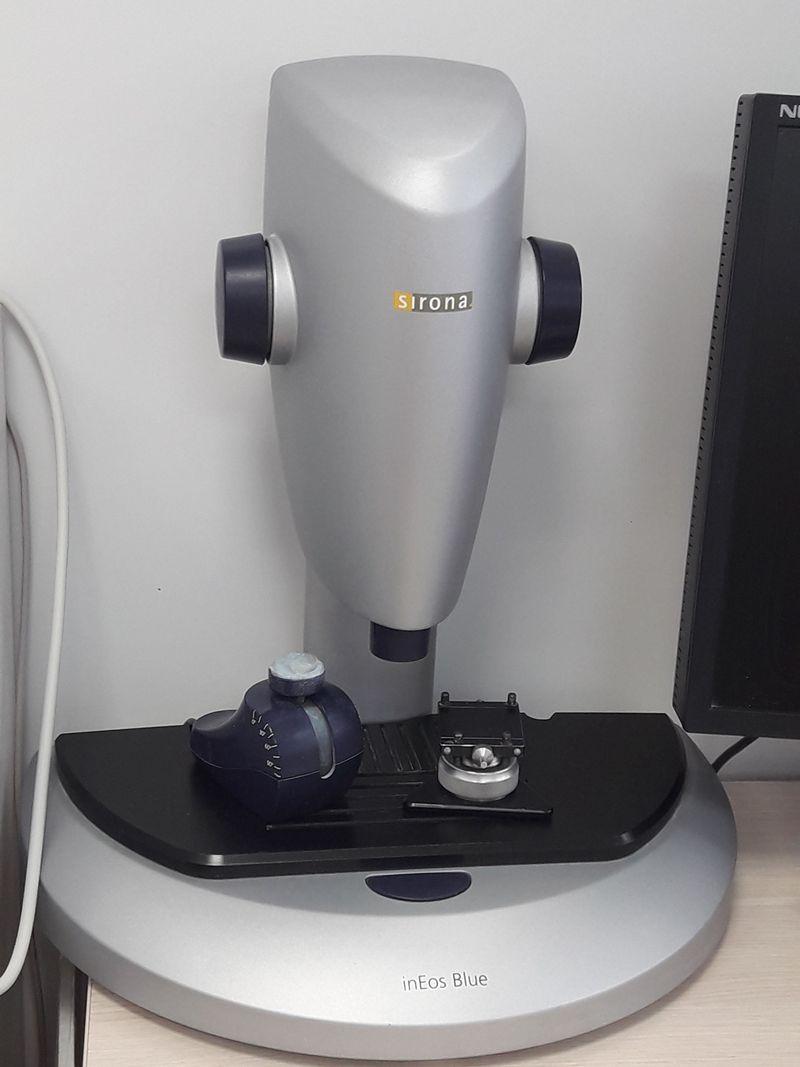 Оптический сканер
