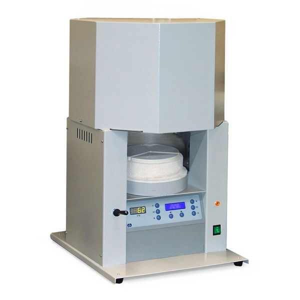 ЭМП 12.0 ПНЕВМО - электрическая муфельная печь с вертикальной загрузкой до 3 опок Х9 или 7 опок Х6