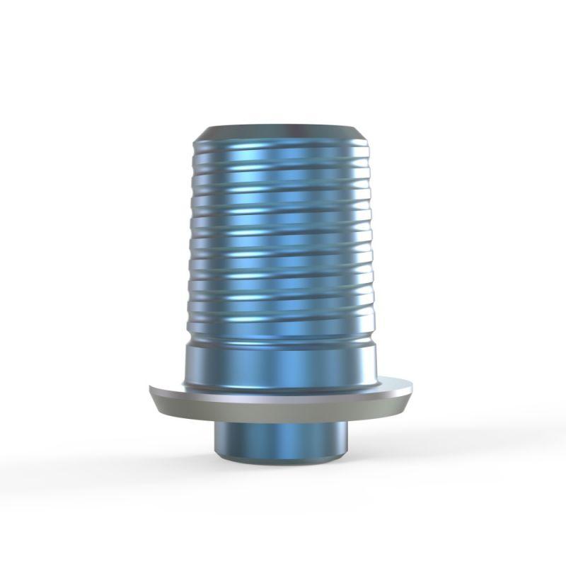 CAD/CAM абатмент FlexBase hex  Значение по вертикали: 3.4 Значение по горизонтали: