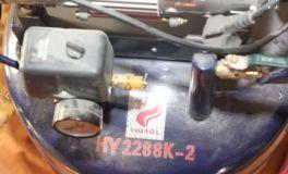Продается безмасляный компрессор