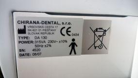 Стоматологическая установка Diplomat DA130