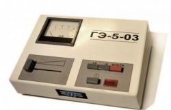 Аппарат гэ-5-03 для гальванизации стоматологический