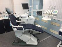 """Продается стоматологическая установка """"Eurodent"""" в хорошем состоянии вместе с аспиратором."""