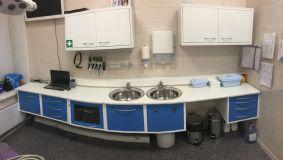 Медицинская мебель для стоматологии