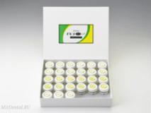 Набор низкотемпературной достроечной керамики EX-3 PRESS LF COMPLETE KIT