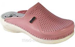Обувь медицинская женская LEON - PU-115, розовые