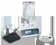 EXPERTsurg LUX - высокоточный хирургический физиодиспенсер с микромотором S600 LED, в комплекте с наконечником SURGmatic S201 L